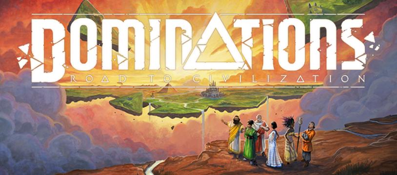 [DomiNations : Road to Civilization], c'est dispo dès vendredi 31/01 !
