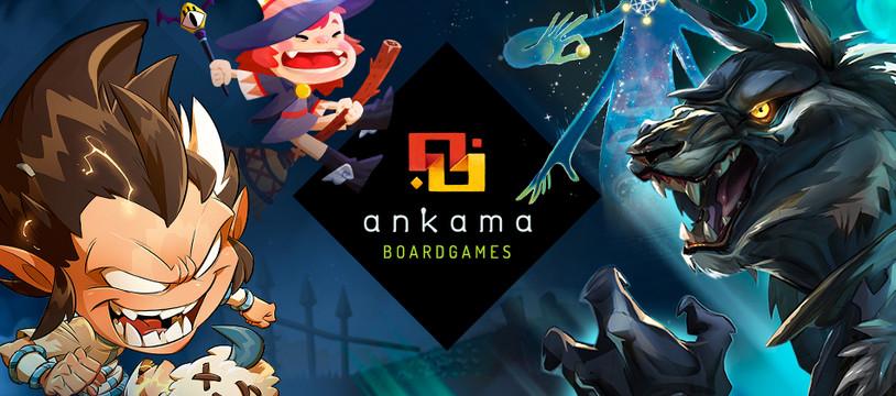Ankama Boardgames au FIJ Cannes 2018 : tout un programme !