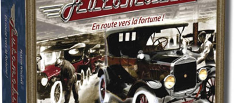 L'Automobile de Martin Wallace est avancée