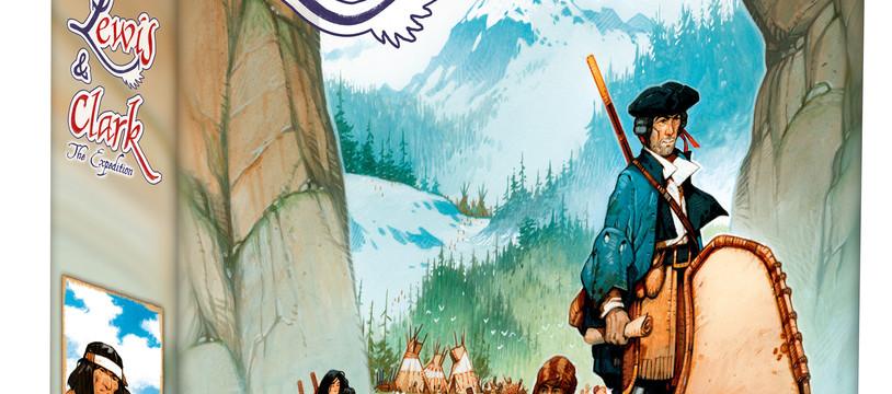 Lewis & Clark, du velu avec des plumes pour Essen 2013
