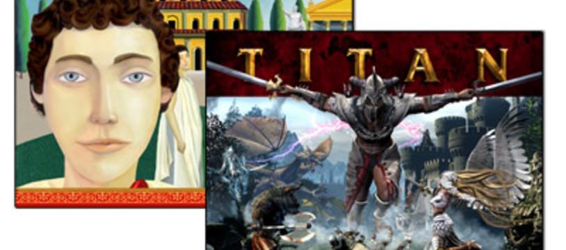 Municipium et Titan en précommande