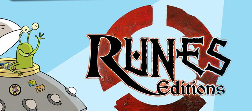 RUNES Editions au PeL. Paris est Runic!