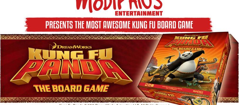 Kung Fu Panda - le jeu en Français