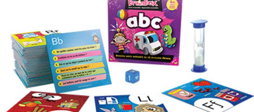 """Les """"Brain Box"""" sont disponibles en français"""