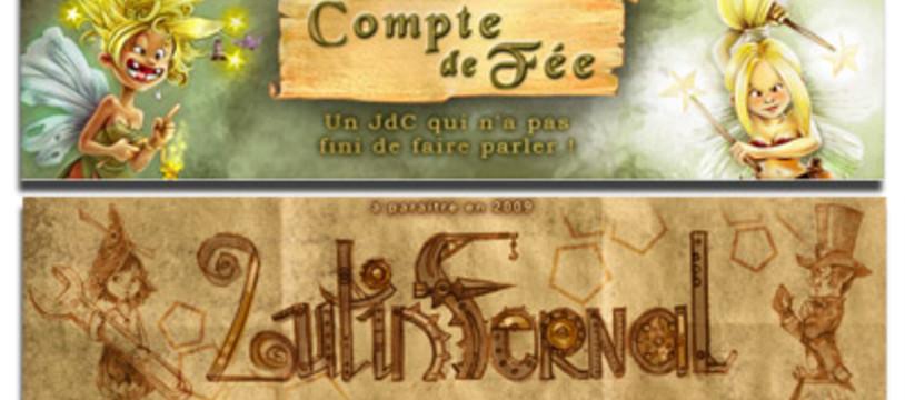 Deux jeux pour Pygmoo en 2009