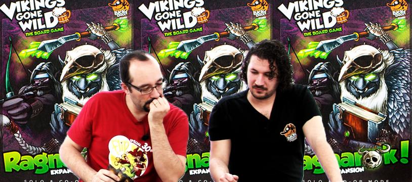 Vikings Gone Wild - Ragnarok, de la partie !
