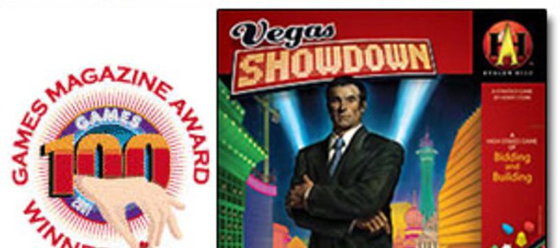 Vegas Showdow, jeu de l'année aux States de l'Amérique
