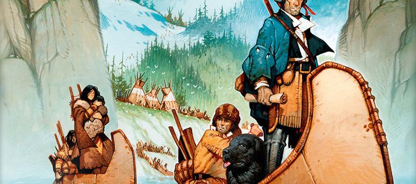 Lewis & Clark sur les étals
