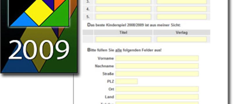 Deutscher Spiele Preis, les votes sont ouverts !