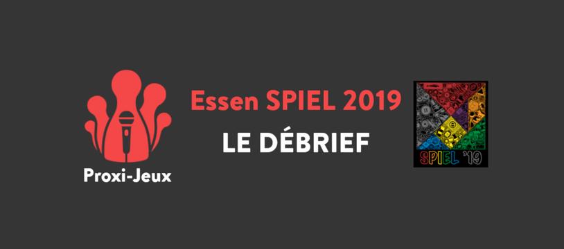 [Podcast] Debrief Essen 2019