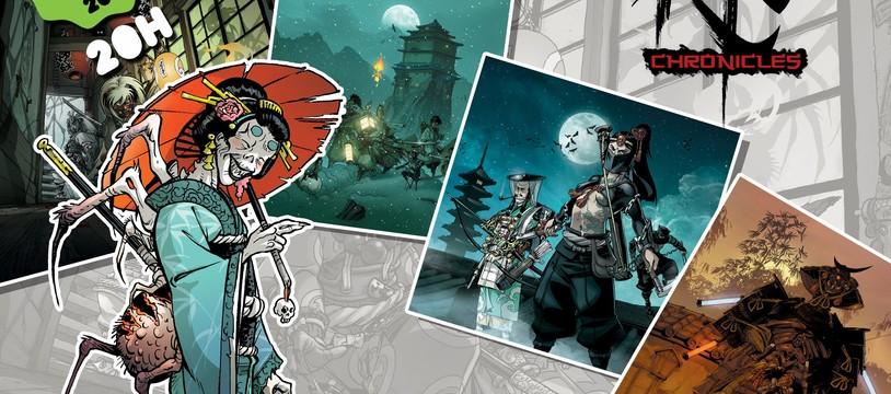 Okko Chronicles - Kickstarter