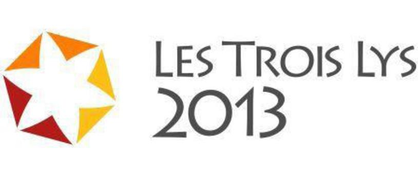 LES TROIS LYS 2013, LE PRIX DU QUÉBEC