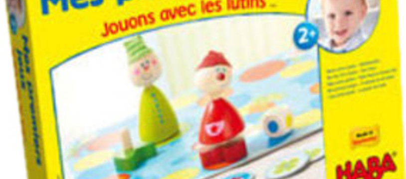 """""""Jouons avec les lutins"""" : Pour les touts petits lutins"""