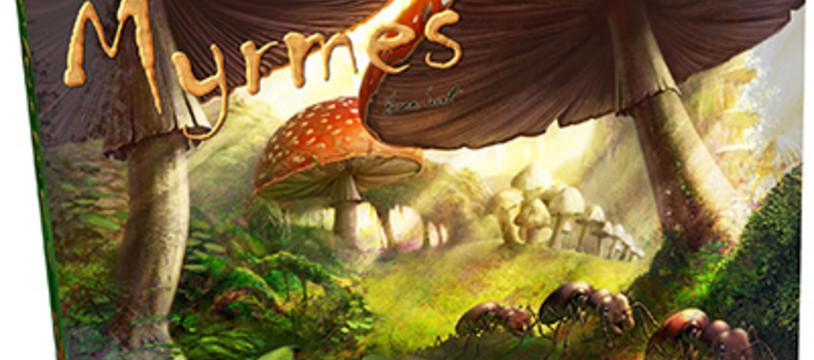 Myrmes : Le prochain Ystari pour Essen 2012