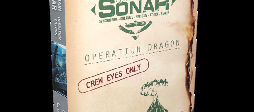 Captain SONAR : soyez prêts pour la nouvelle extension Opération Dragon