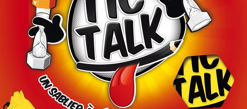 Tic Talk, le jeu du Bac à petits Papiers