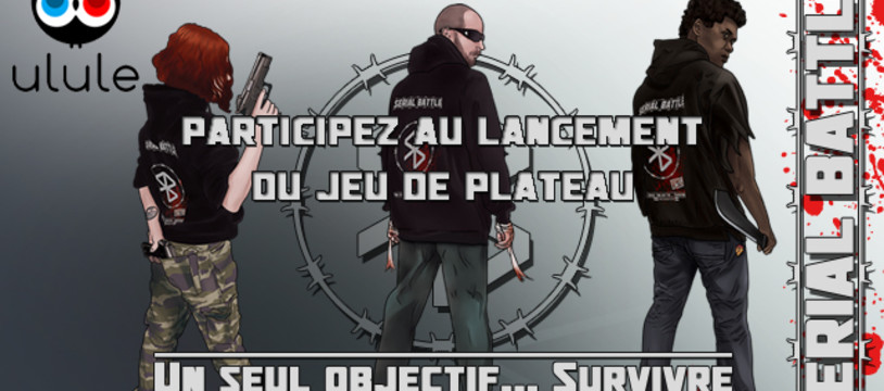 Serial Battle sur Tamagame