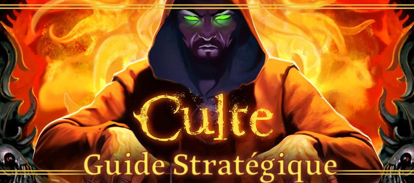 Culte, le guide stratégique : quel culte choisir et comment bien maîtriser les pouvoirs de son dieu ?