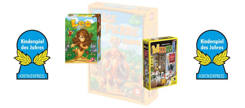 Leo et Mmm! : Le chat et le lion boufferont-ils le mammouth ?