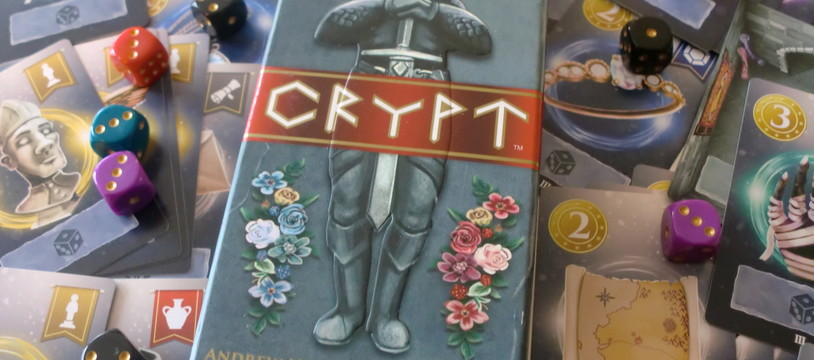 Critique de Crypt