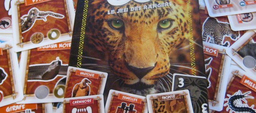 Critique de Safari Go : le jeu des rangers