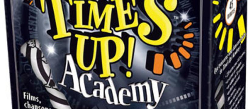 Time's up Academy en juin !
