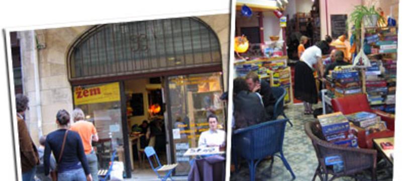 A Bordeaux, bar à jeux à vendre