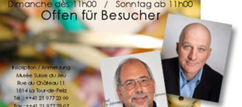 Septième rencontre suisse de créateurs de jeux