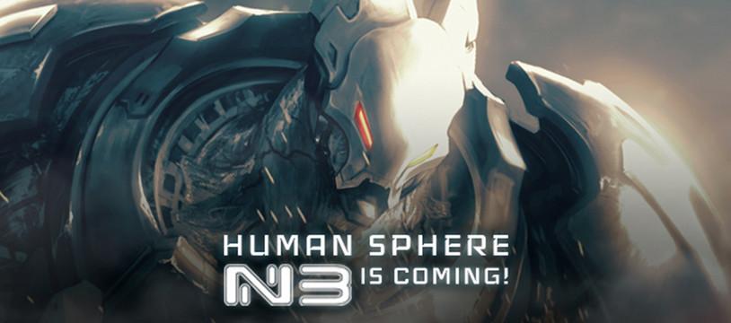 Infinity: Human Sphere N3 – la précommande en VO!
