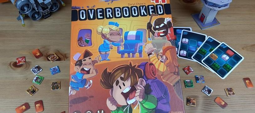 [Overbooked] : parés au décollage !