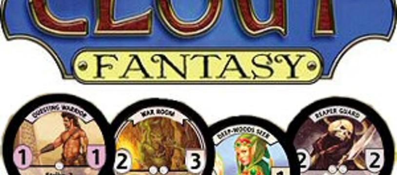 Clout Fantasy chez Asmodée en août !