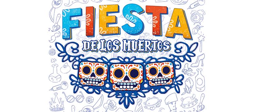 OldChap fait sa Fiesta de los Muertos à PEL