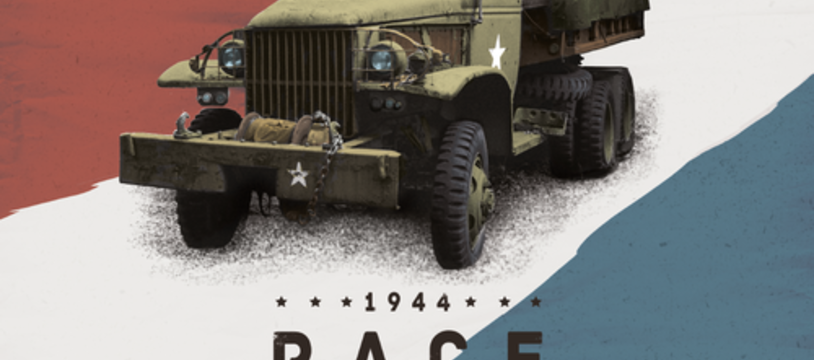 1944 : Race to the Rhine, la guerre autrement !