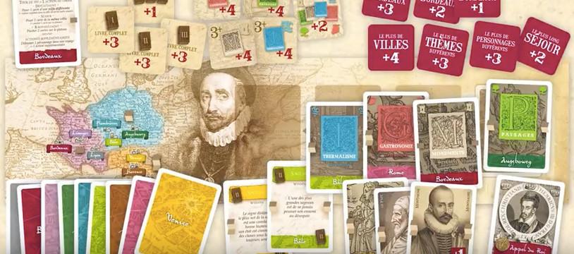 Voyages avec Montaigne, la vidéo-règles