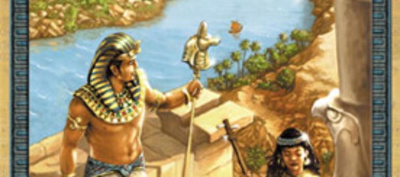 Horus de Jean Vanaise pour mars 2008