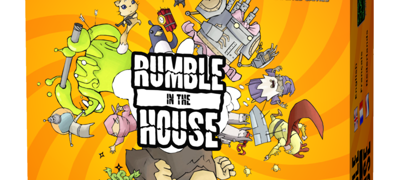 Rumble in the House - sweded!