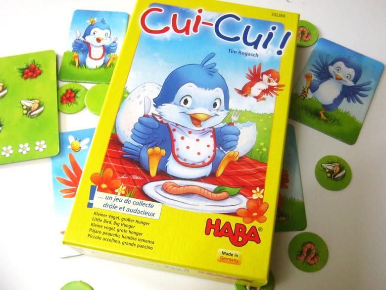 Cui-cui : Un jeu de collecte drôle et audacieux   Tim Rogasch. Auteur
