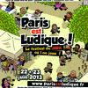 """Festival """"Paris est ludique!"""""""