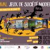 14è festival des jeux de société de Crépy-en-Valois les 26 et 27 octobre 2019