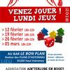 Lundi Jeux - Plans d'Hotonnes