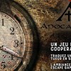 """Soirée découverte du jeu d'enquête """"Apocalypse"""""""
