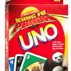 Uno - kung fu Panda