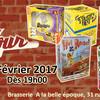 Asmodée café tour Lyon 8