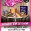 A&J Asmodée Café tour de Mai