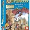 Carcassonne : Princesse et Dragon