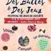 FESTIVAL DES BULLES ET DES JEUX