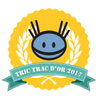 Tric Trac d'Or 2017