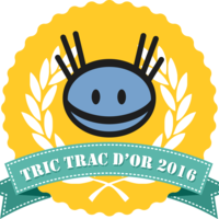 Tric Trac d'Or 2016