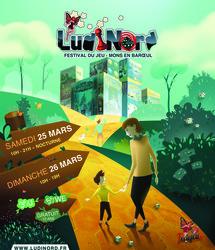 LudiNord, Festival du Jeu et de la Création