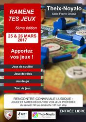 Festival Ramène tes jeux